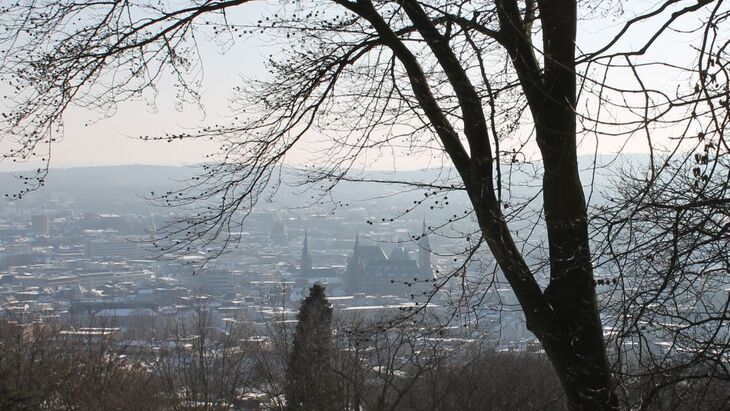 The city of Aachen